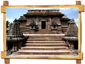 The Chennakeshava Temple at Belur