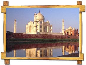 Taj Mahal at Evening,Agra