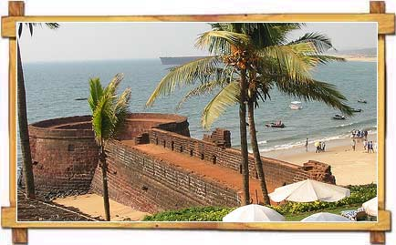 Aguada Fort , Goa