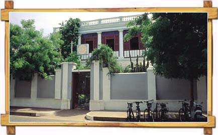 Arbindo Ashram, Pondicherry