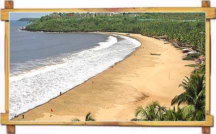 Bagmalo Beach , Goa
