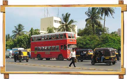 BEST- Mumbai's Bus Service