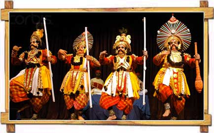 Culture Dance at Bhopal in Madhya Pradesh