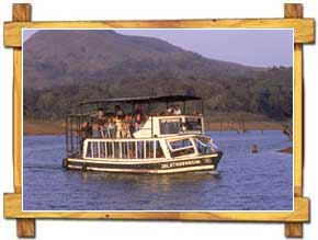 Boat Cruise on Periyar Lake