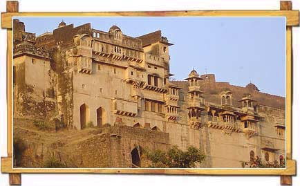 City Palace - Bundi