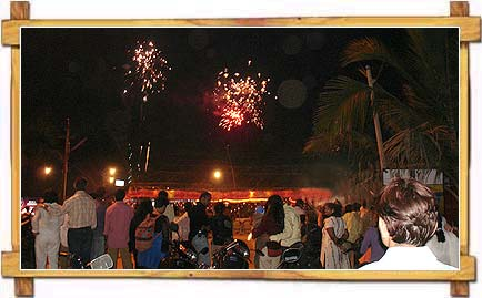 New Year Party , Goa