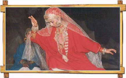 Cultural Performance by Kashmiri Artist
