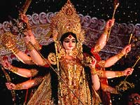 Durga Puja Celebrations