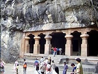 Elephanta Caves of Mumbai