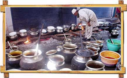 Culinary Preparations During Festivals in Kashmir