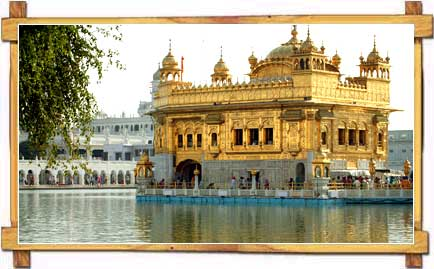Golden Temple , Amritsar