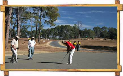 Golf in Ranikhet