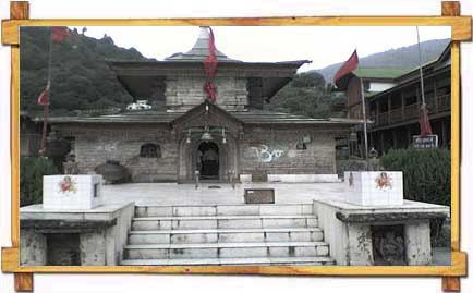 Hatkoti Temple in Kullu