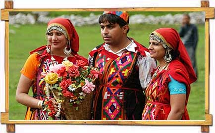 Famous Dress of Himachal Pradesh