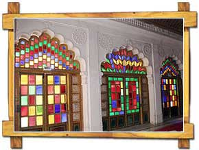 Jodhpur Colour Glass Windows