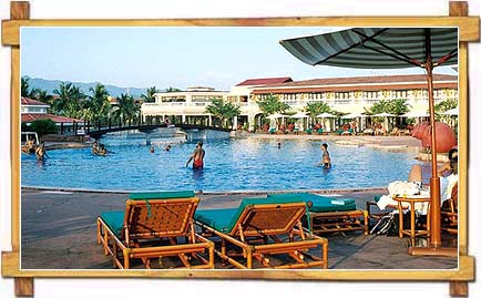 The Grand Intercontinental Beach Resort , Goa