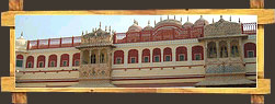 City Palace , Jaipur