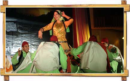 Cultural Dance of Kashmir