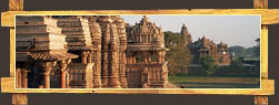 The Famous Temples of Khajuraho