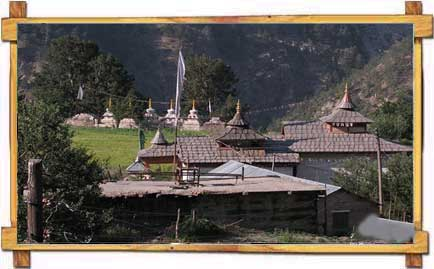 Temple in Kinnaur