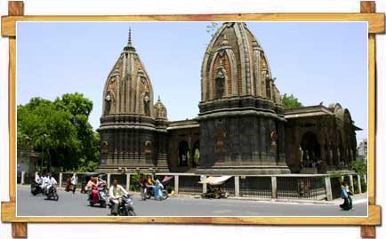 Krishnapura Chatri Temple in Indore
