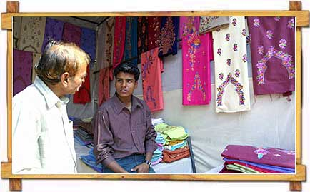 Shopkeepers in Kullu