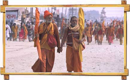 Sojourn of Devotees to World Famous Kumbh Mela