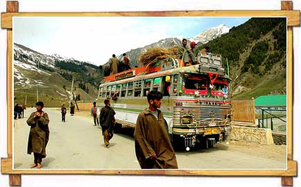 Local Transport in Jammu
