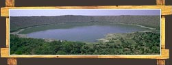 Lonar Creater and Lake