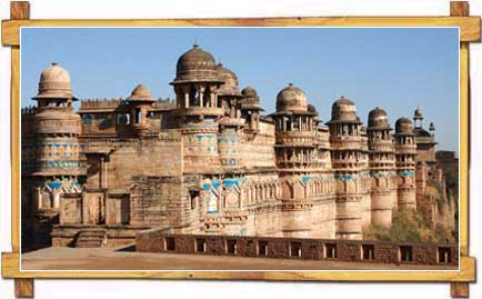 Majestic Fort of Gwalior