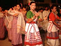 Manipuri Folk Dance