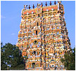 Meenakshi Temple at Madurai, Tamilnadu