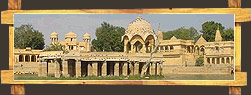 Grand Monuments of Rajasthan