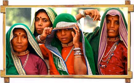 Tribal Women of Madhya Pradesh