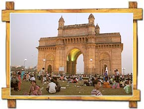 'Gateway of India Mumbai