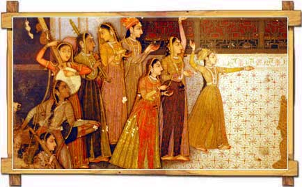 A Painting at Mehrangarh Fort Museum, Jodhpur