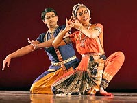 Odissi Dance Performance