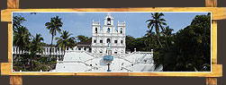 Church in Panjim