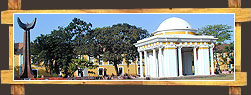 Monument at Panjim , Old Goa