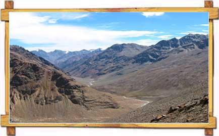 Pin Parbati Pass in Spiti