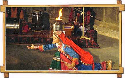 Fire Dance - Rajasthan