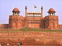 Red Fort ,  New Delhi
