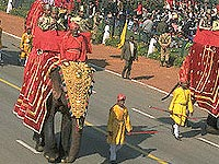 Republic Day Parade in Delhi
