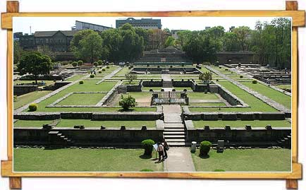 Shaniwar Wada - The Fort of Peshwa
