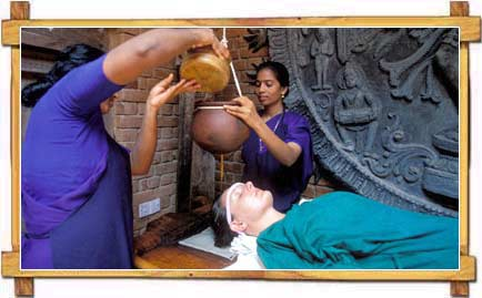 Ayurveda at Kerala