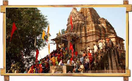 Celebration of Shivratri Festival in Khajuraho