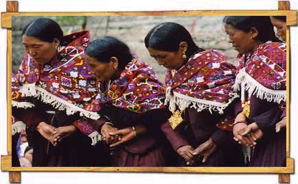 Dancing Women of Spiti