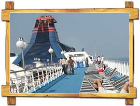 Star Cruise From Mumbai To Goa