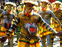 Tiger Dance, Kerala