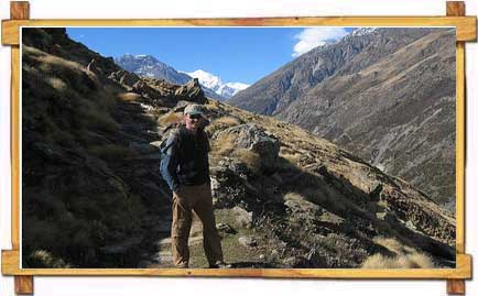 Trekking at Nanda Devi